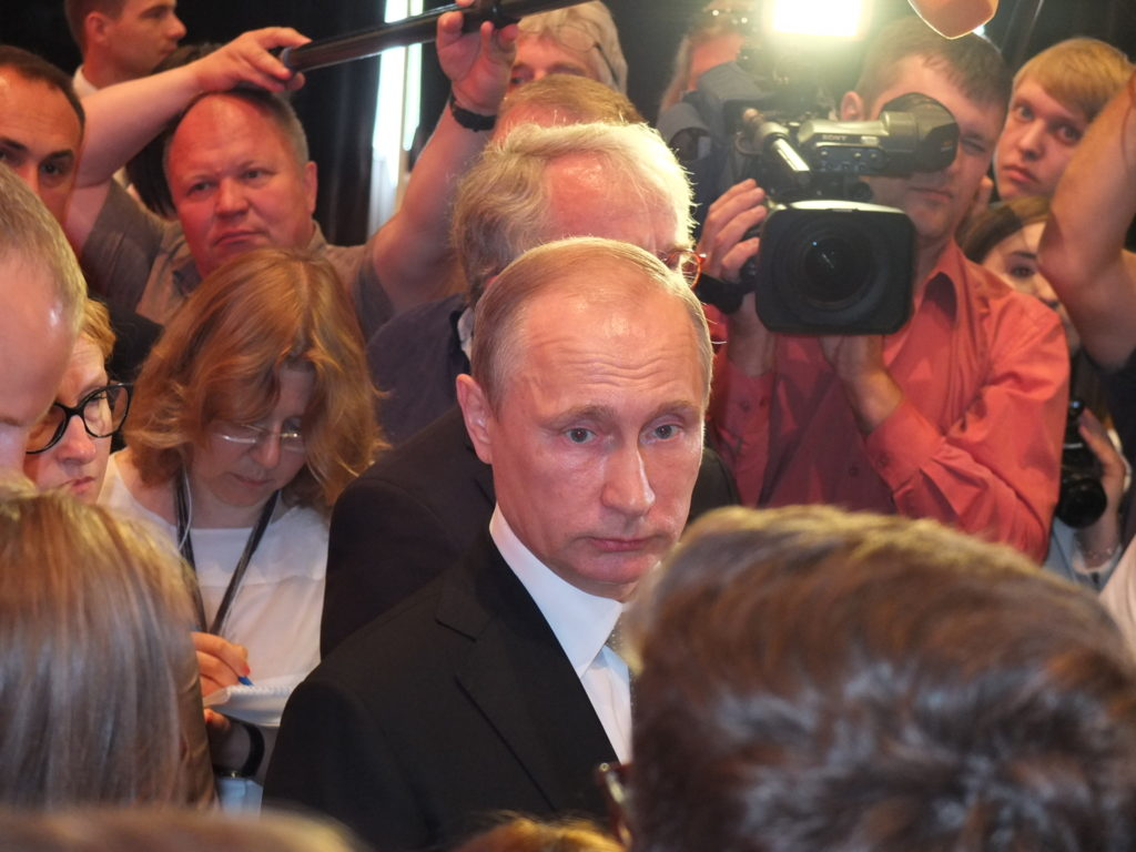 3b57345a1f0c7 Ein Termin mit dem russischen Präsidenten als Kollateraleffekt. Aus dem  Leben einer MDZ-Praktikantin.
