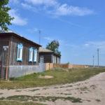 Wohnhäuser in Sowjetskoje, das einst Mariental hieß. / Tino Künzel