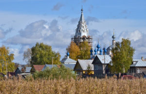 Wwedenskij-Kathedrale und Kirche von Basilius dem Großen / Tino Künzel