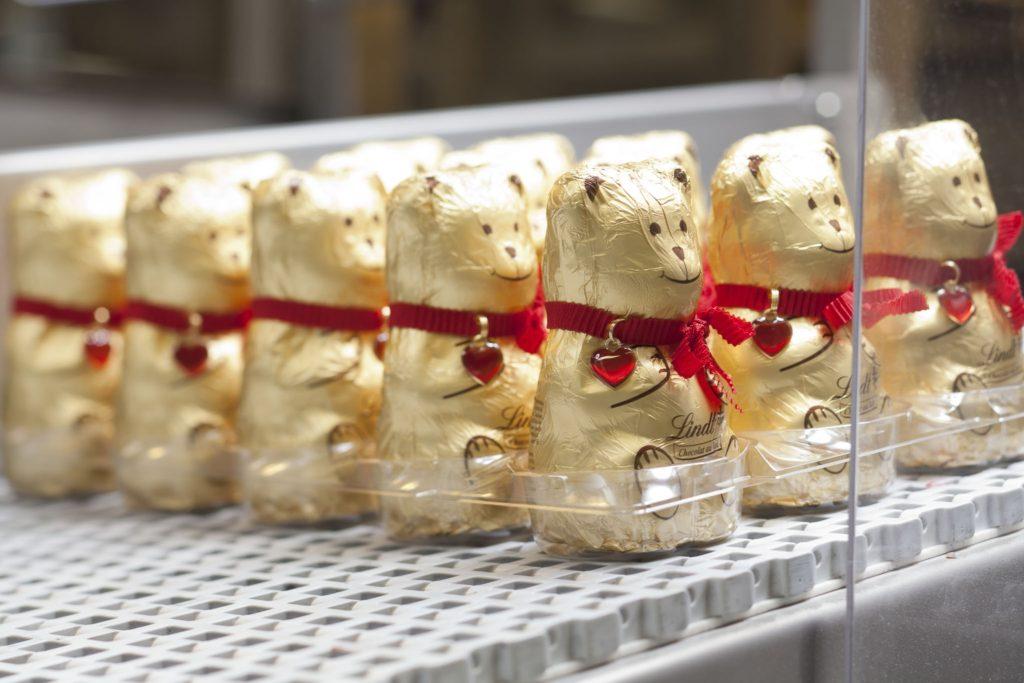 HANDOUT - Lindt Teddy. (PHOTOPRESS/Chocoladefabriken Lindt und Spruengli AG)