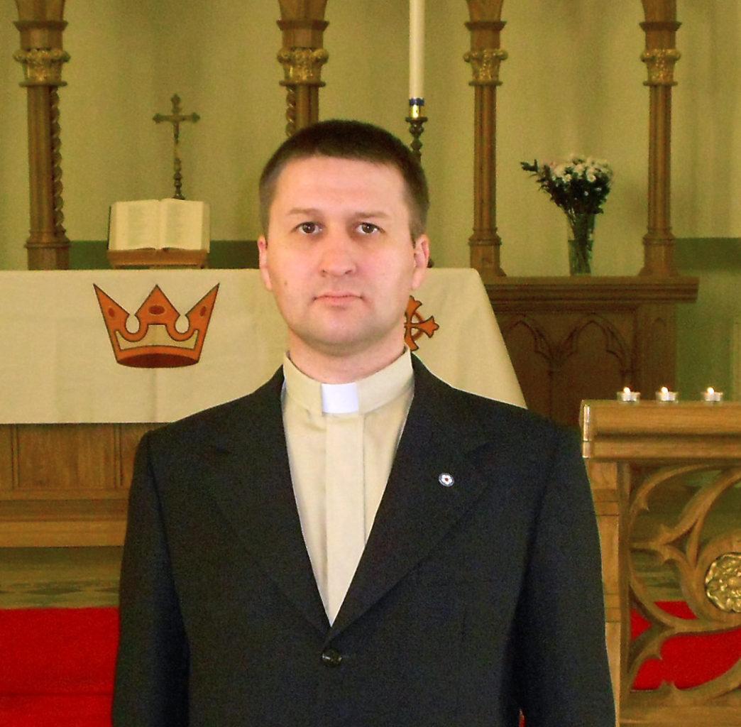 Pfarrer Viktor Weber / Privat