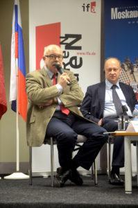 Ein skeptischer Blick in die Zukunft: Trenin und Kortunow /pl