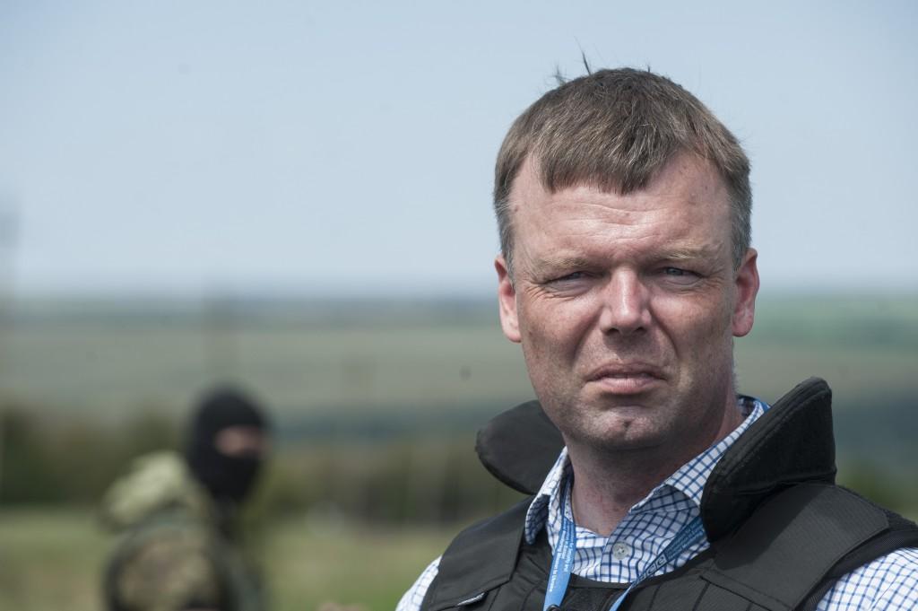 Evgeniy Maloletka OSCE