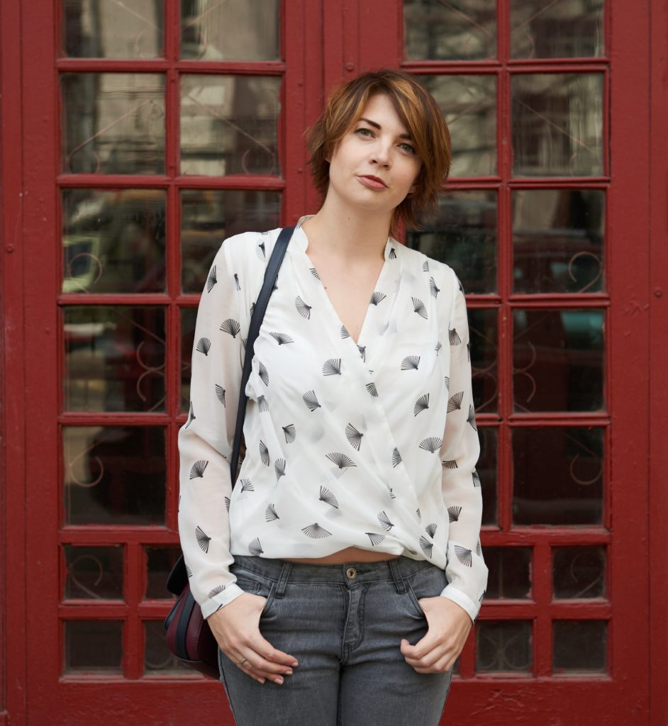 Die Journalistin Darja Warlamowa spricht öffentlich über Depressionen /Timur Anikeew