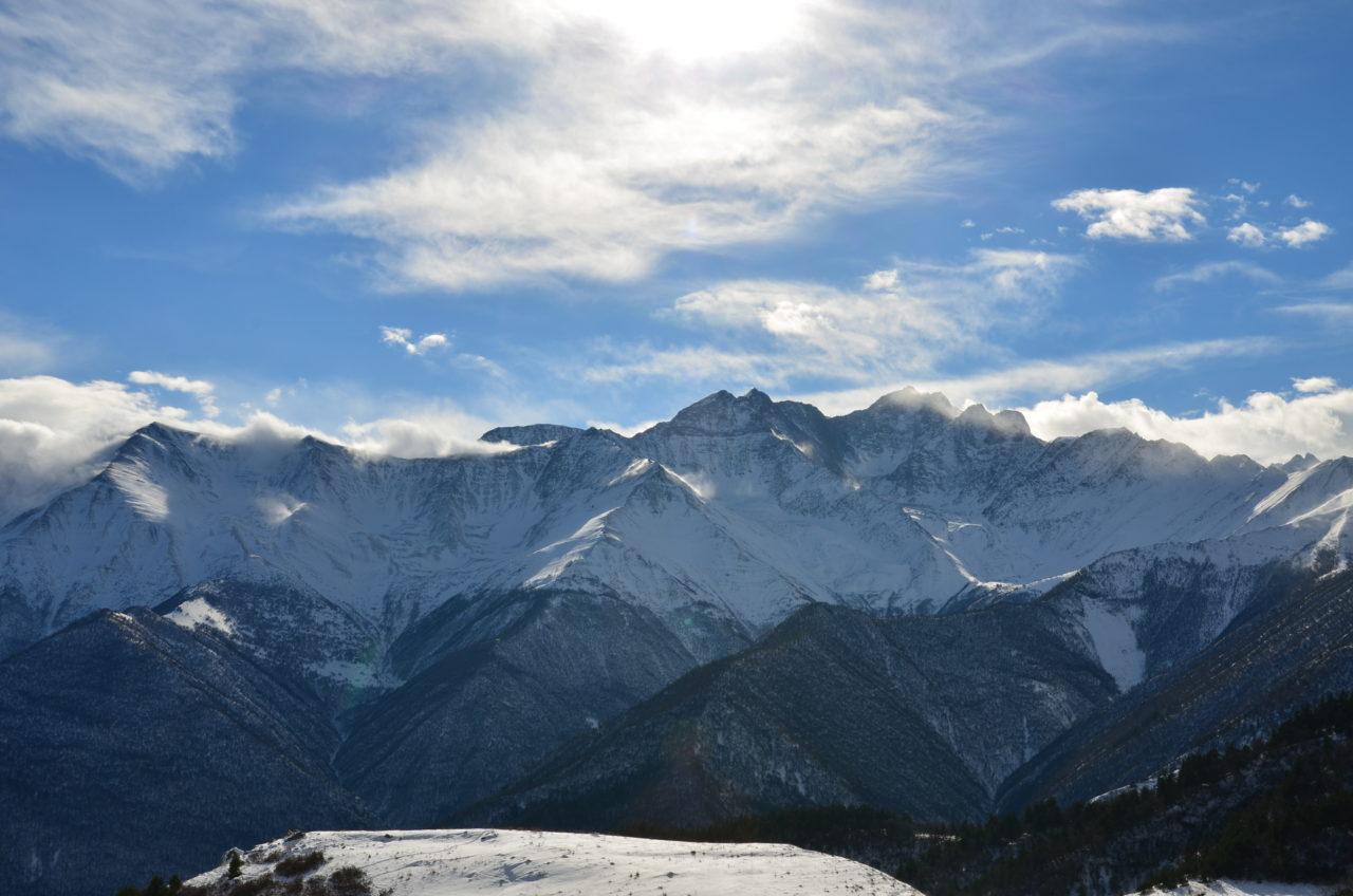 Inguschetien: Blick auf die Region Dschajrach / Peggy Lohse