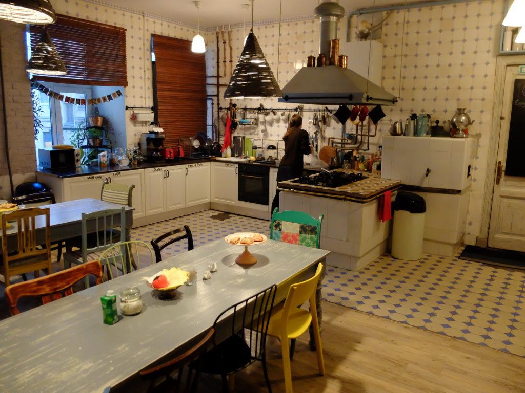 Soul Kitchen Hostel