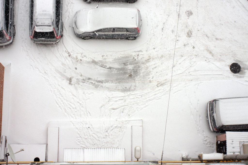Bei Extremkälte stehen ist es oft schwer, schnell ein Taxi zu bekommen. / Kirill Kondratyev (flickr)