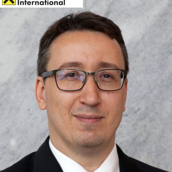Andreas Schwabe ist Analyst für Osteuropa mit Schwerpunkt Russland und Ukraine in der volkswirtschaftlichen Abteilung bei der Raiffeisen Bank International in Wien.