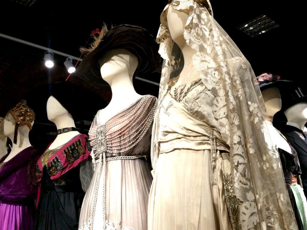 """Ausstellung """"Moskau. Mode und Revolution"""" im Museum Moskaus / Peggy Lohse"""