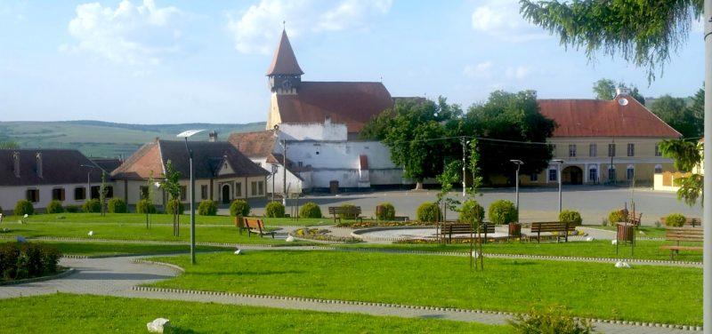 Viele Ortschaften in Siebenbürgen erinnern an Süddeutschland oder Österreich. / Peggy Lohse