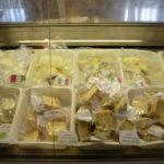 Aber der Käse in all seinen Variationen steht natürlich im Mittelpunkt. / Peggy Lohse