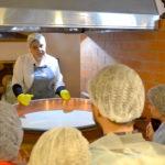 Käserei-Workshop mit Gianna Mazza / Peggy Lohse