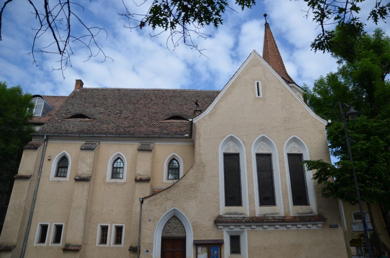 Evangelische Johanniskirche Hermannstadt feiert auch Reformationsjubiläum / Peggy Lohse