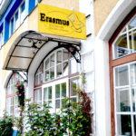 Büchercafé Erasmus in Hermannstadt / Peggy Lohse
