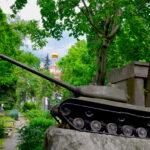 Militärische Ehren über den Tod hinaus / Peggy Lohse