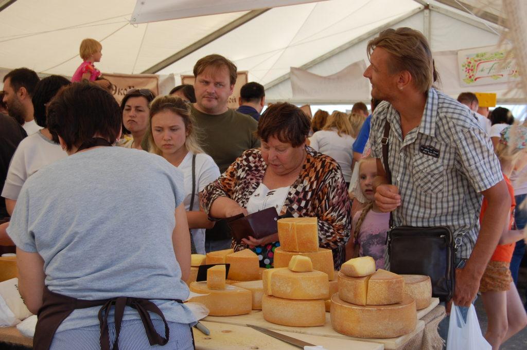Käse-Festival