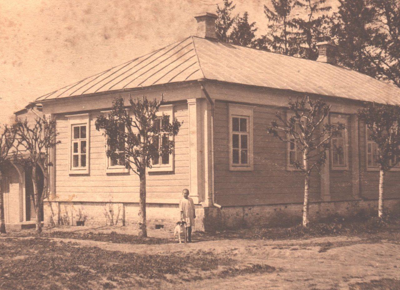 Vor über 100 Jahren: 1915 / Archiv N. Rymko