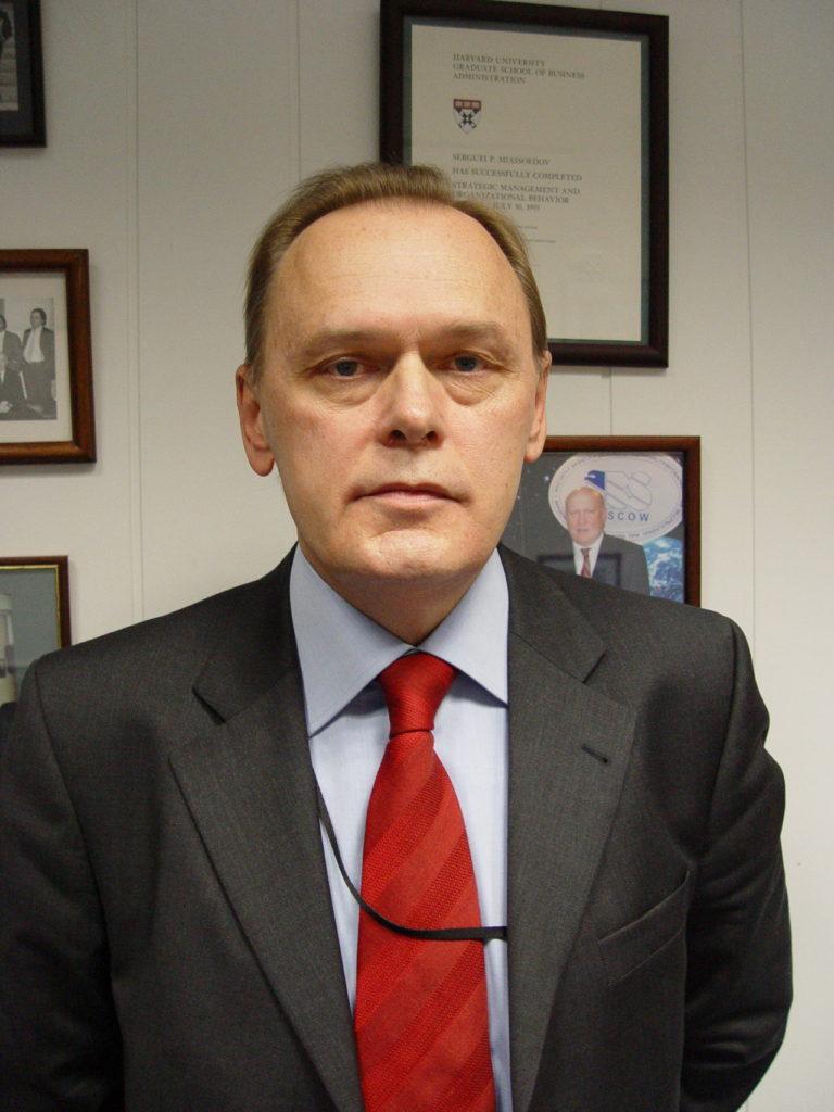 WTO-Experte Alexej Portanskij