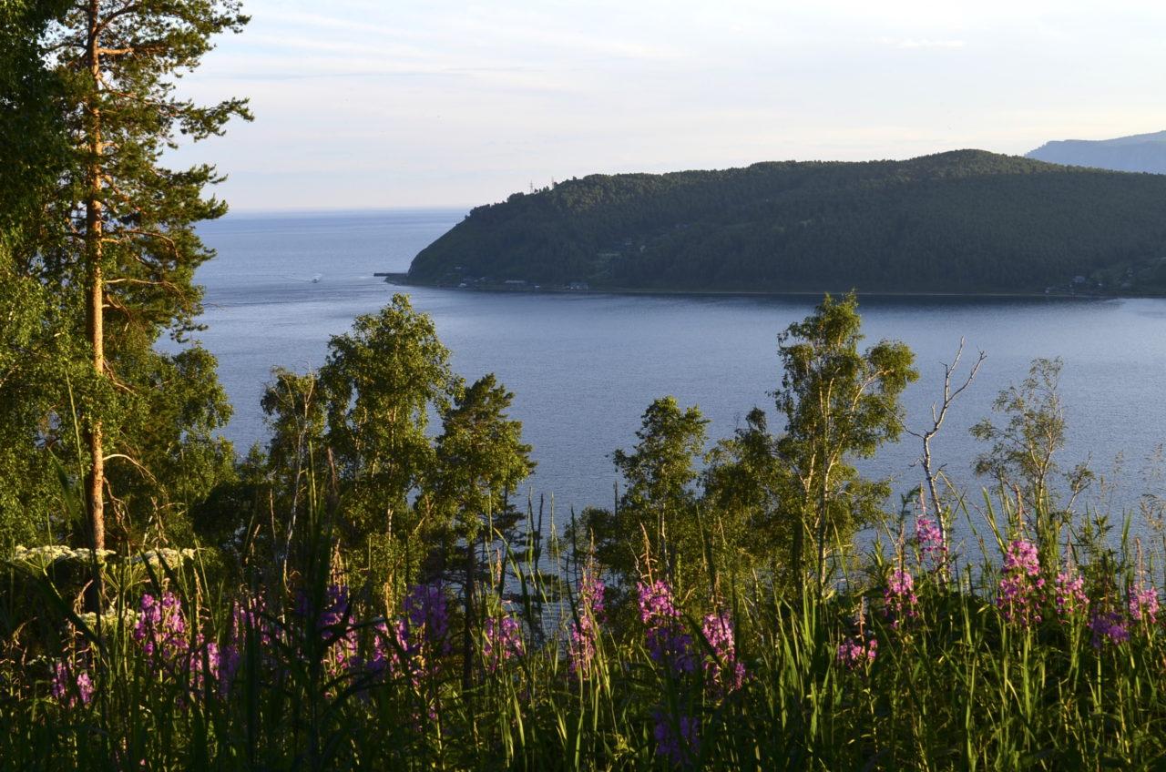 Wo sich der Fluss Angara und Baikal treffen... liegt Listwjanka / Peggy Lohse