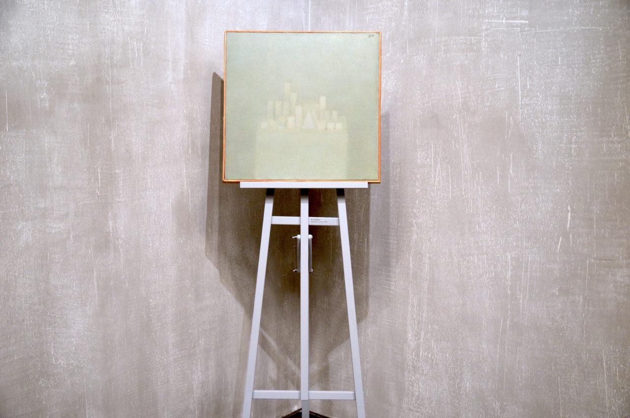 """Weiße Architektur"", 1980, Wladimir Wejsberg / Peggy Lohse"