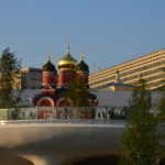 Erster Öffnungstag des Parks Sarjadje, Moskau / Peggy Lohse