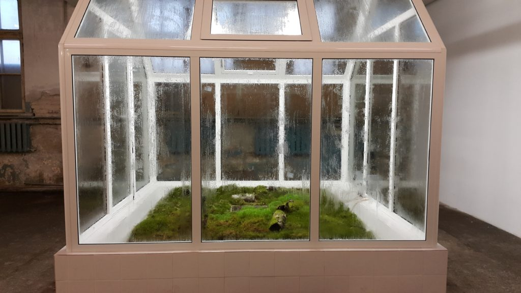 """Sauna"" von Urban Fauna Laboratory"