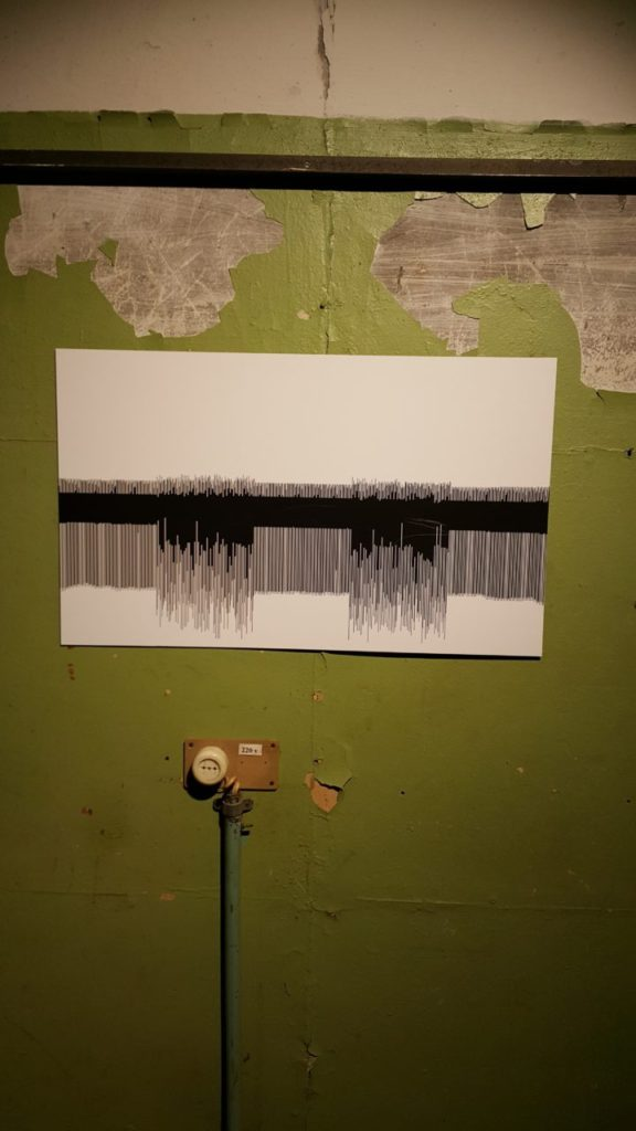 Grafik von Christina Kubisch