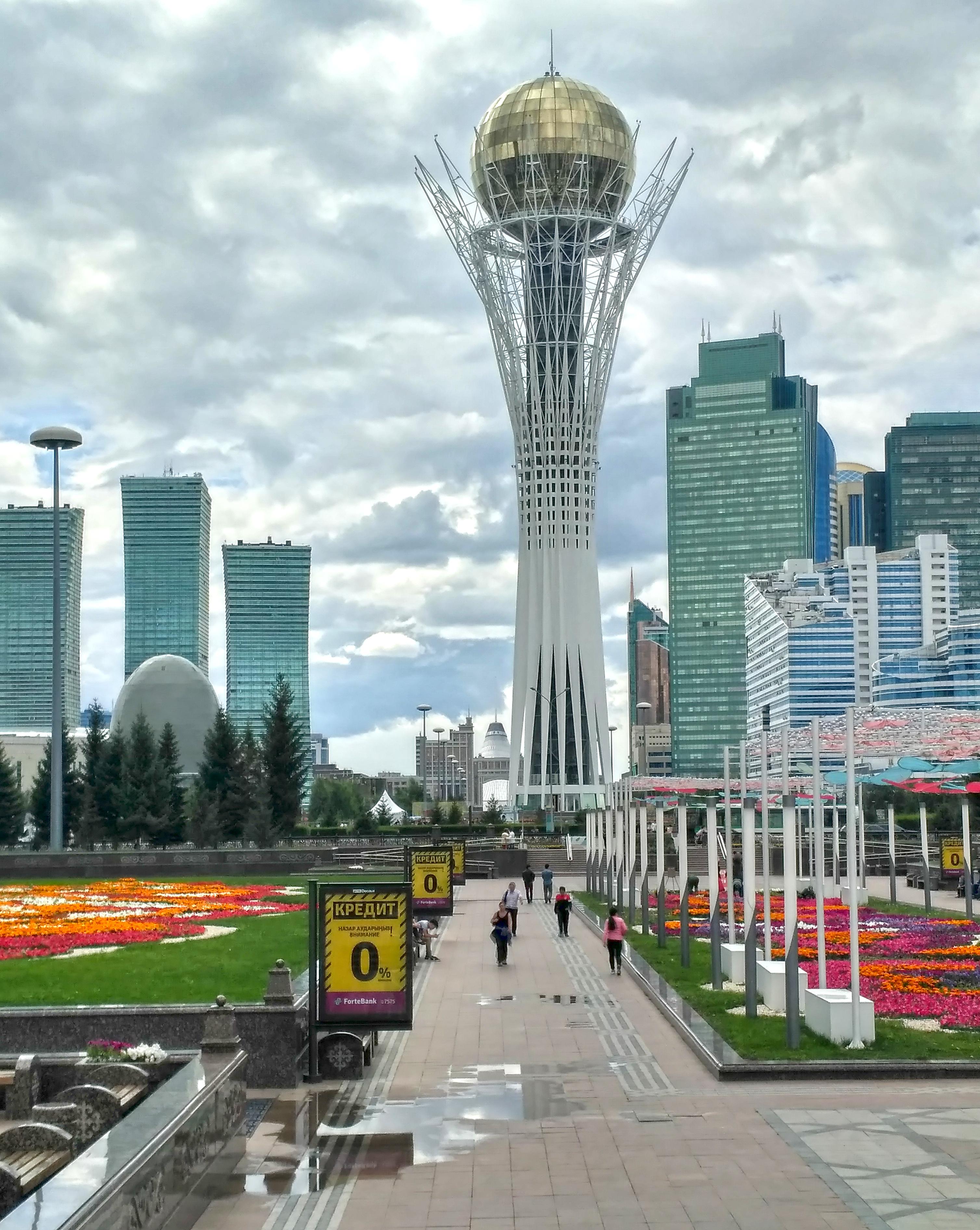 Hauptstadt Kasachstan