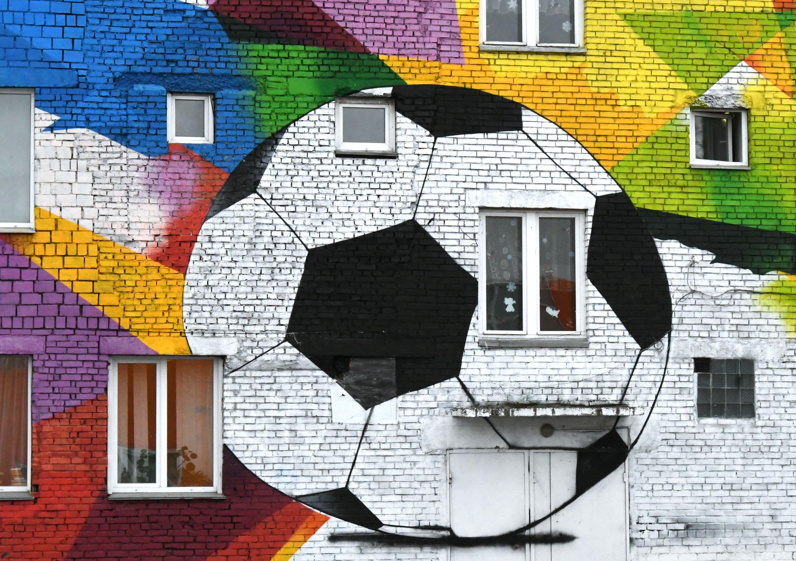Fußball Weltmeister aus Sibirien: Ein Kinderheim auf