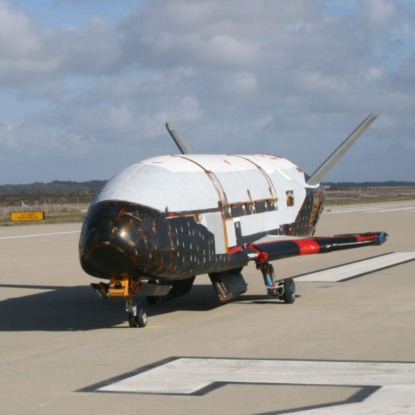 X-37B Weltraumflugzeug der USA