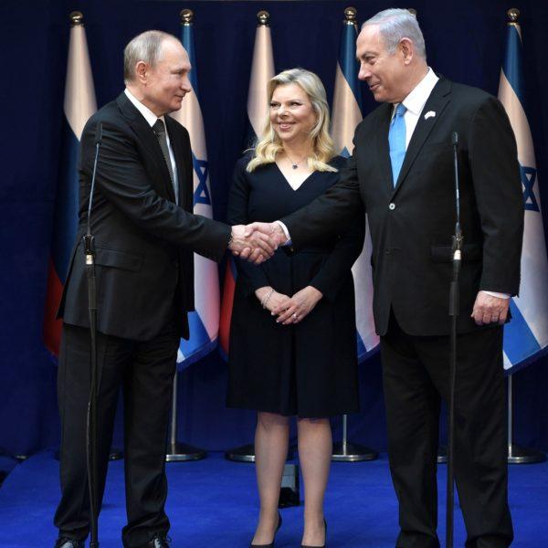Russland und Israel