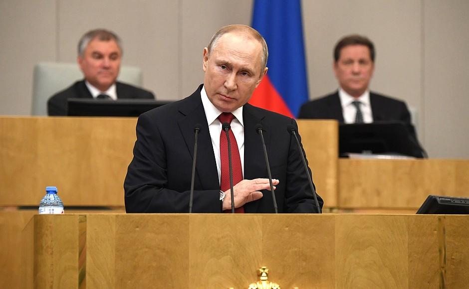 Weitere Amtszeiten für Putin