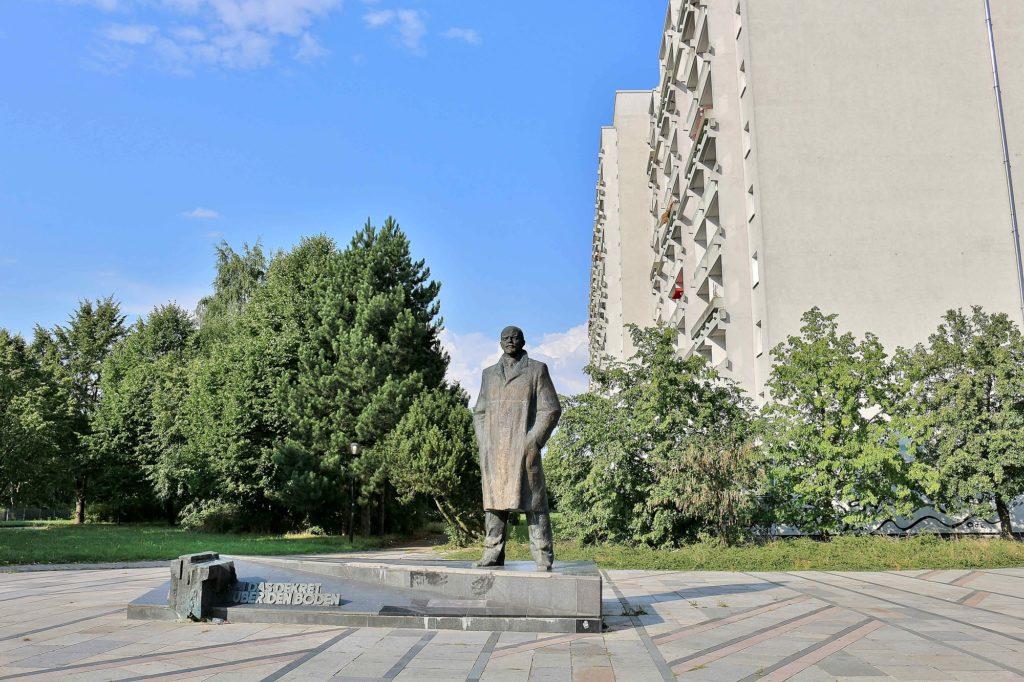 Lenin-Denkmal in Schwerin