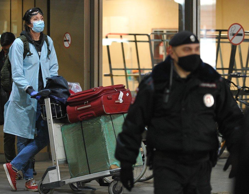 Trotz abgelaufener Visa kann man während der Coronakrise problemlos aus Russland ausreisen.
