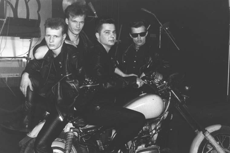 Technologija waren die russische Version von Depeche Mode und eine der erfolgreichsten Elektropop-Bands in Russland.