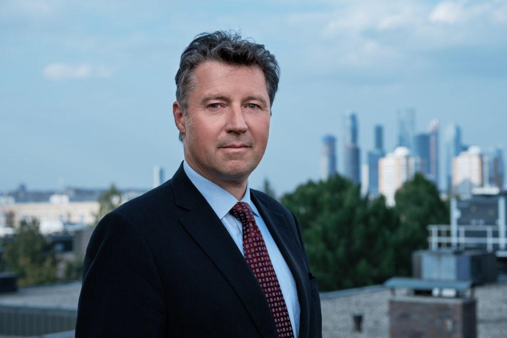 Botschafter Géza Andreas von Geyr