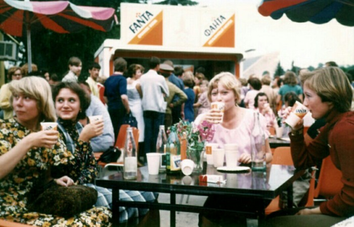 Olympia 1980: Fanta