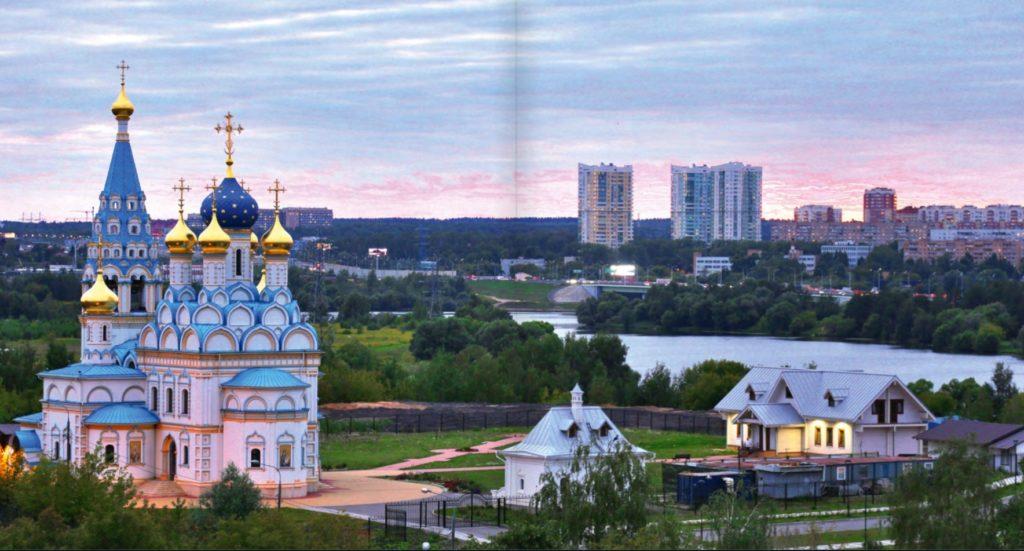 Kirchen für Moskau