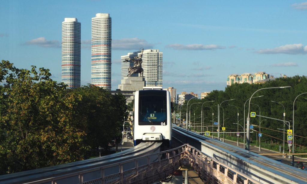 Moskauer Monorail