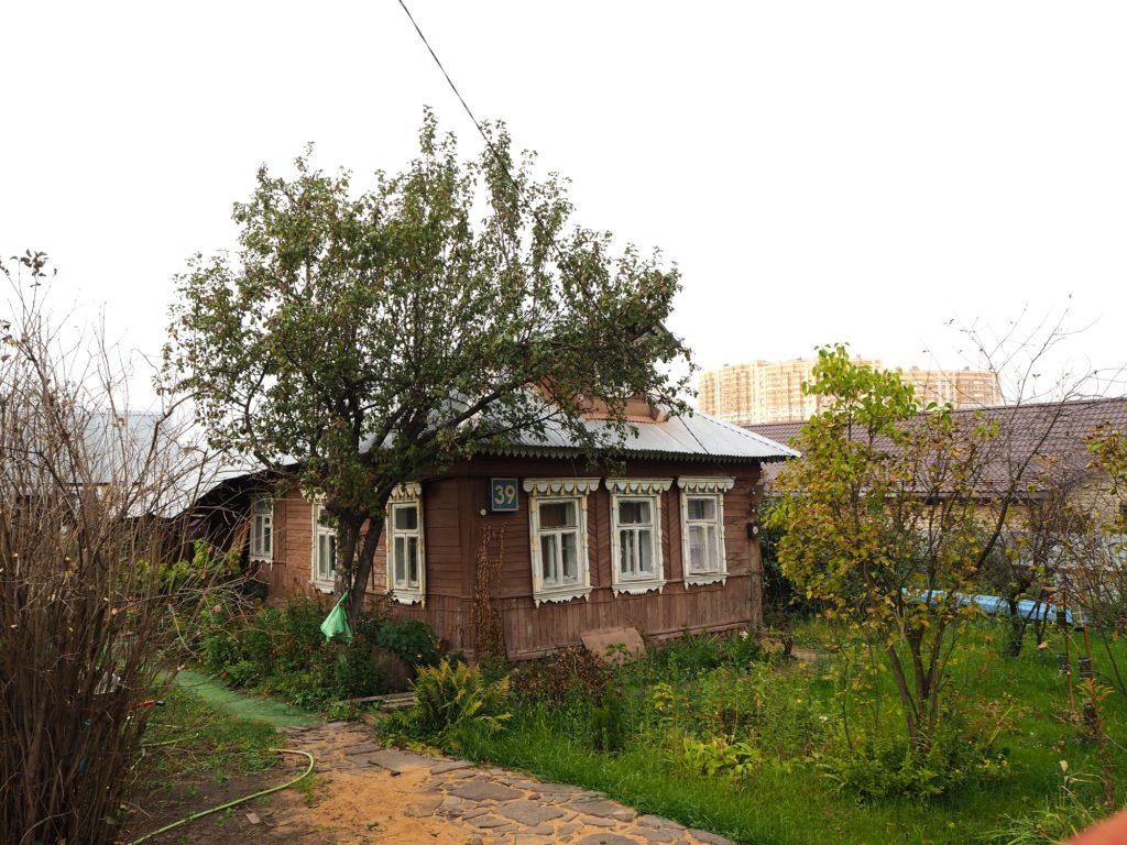 Moskaus verborgene Landidyllen