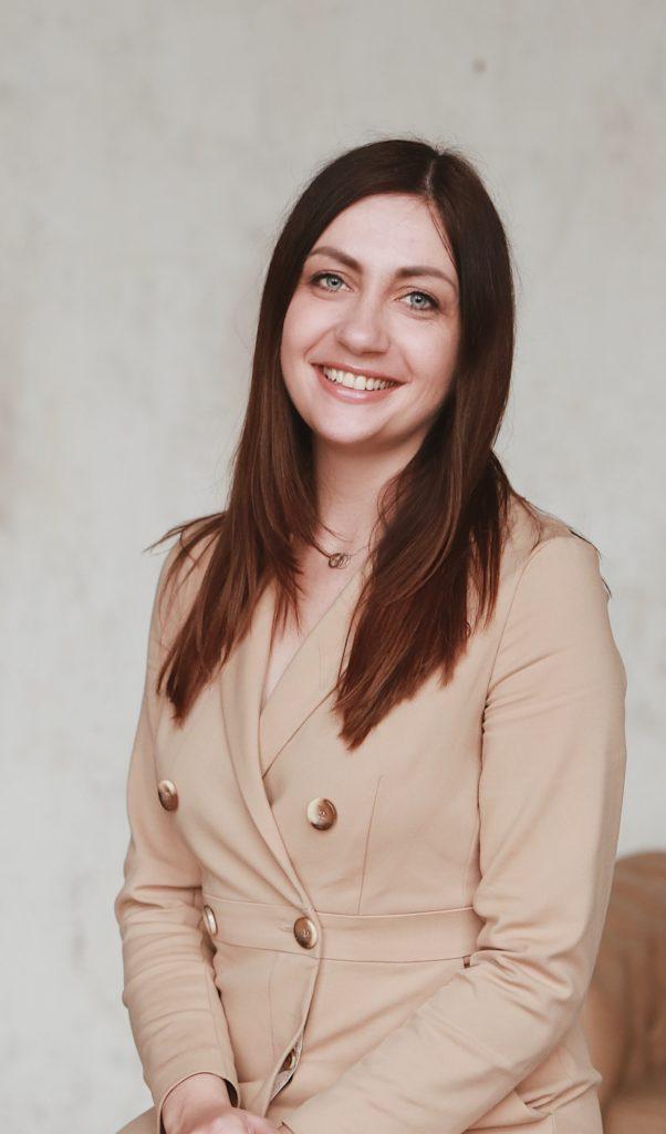 Daria Pogodina, Geschäftsführerin OOO swilar