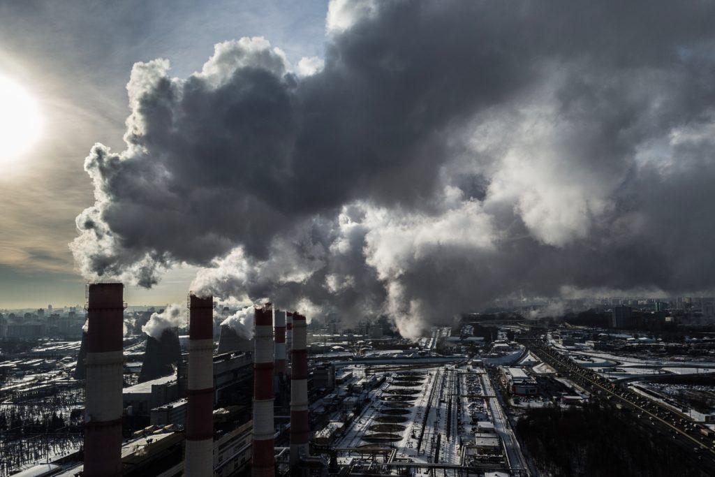 Russland unternimmt wenig gegen den Klimawandel.