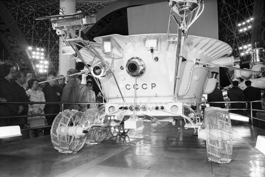 Mondmobil Lunochod-1