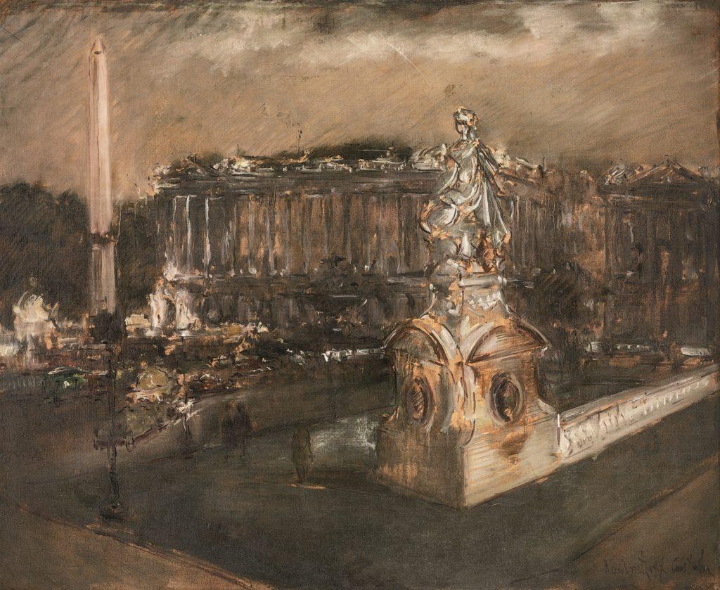 """In der Tretjakow-Galerie ist derzeit die erste groß angelegte Ausstellung mit Werken von Konstantin Kusnezow zu sehen. Während Kusnezow in Russland praktisch unbekannt war, nannten ihn die Kritiker in Frankreich """"den letzten Ritter des Impressionismus""""."""