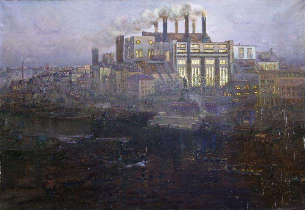 Industrialisierung in der Kunst
