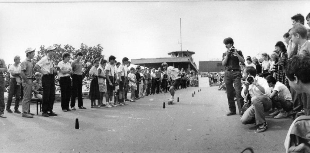 Skaten in der Sowjetunion